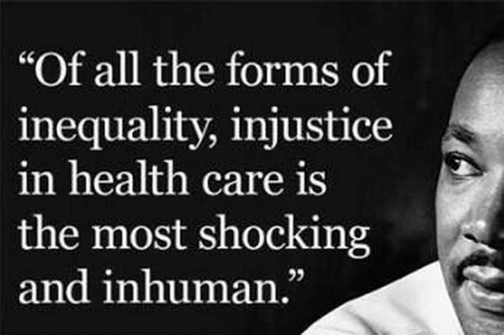 king-on-health-care quote